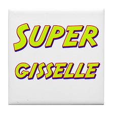 Super gisselle Tile Coaster