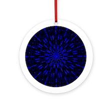 Textile Ornament #24(Round)