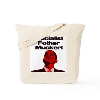 Socialist Fother Mucker! Tote Bag