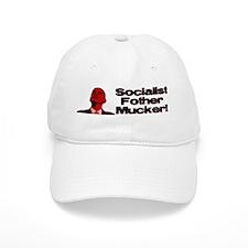 Socialist Fother Mucker! Baseball Cap