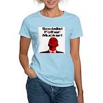 Socialist Fother Mucker! Women's Light T-Shirt