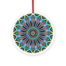 Textile Ornament #12(Round)