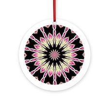Textile Ornament #11(Round)