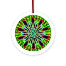 Textile Ornament #2 (Round)