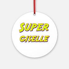 Super giselle Ornament (Round)