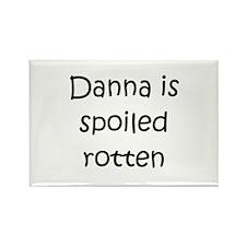 Cool Danna Rectangle Magnet