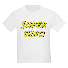 Super gino T-Shirt