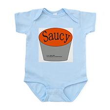 Saucy Infant Creeper