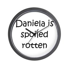 Cool Daniela Wall Clock