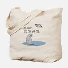 Do you know ceiling cat? Tote Bag