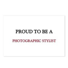 Proud to be a Photographic Stylist Postcards (Pack