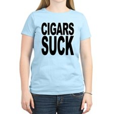 Cigars Suck T-Shirt