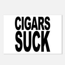 Cigars Suck Postcards (Package of 8)