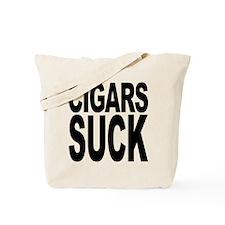 Cigars Suck Tote Bag