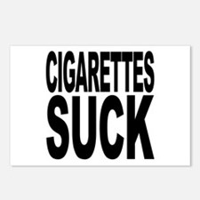 Cigarettes Suck Postcards (Package of 8)