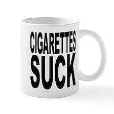 Cigarettes Suck Mug