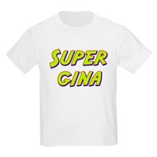 Super gina T-Shirt