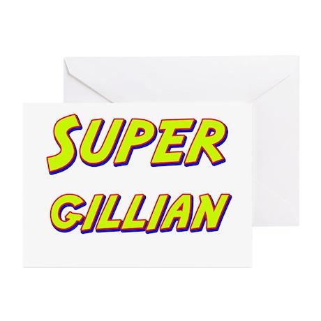 Super gillian Greeting Cards (Pk of 20)
