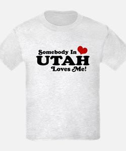 Somebody In Utah Loves Me T-Shirt