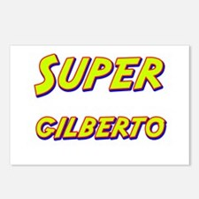 Super gilberto Postcards (Package of 8)