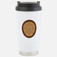 White Lotus Travel Mug