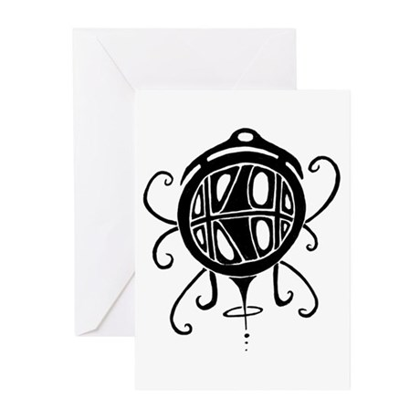 DOODLE 025 Greeting Cards (Pk of 20)