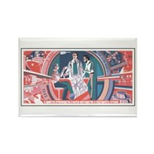 soviet275 Rectangle Magnet (100 pack)