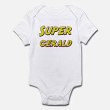 Super gerald Infant Bodysuit