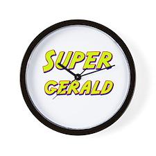 Super gerald Wall Clock