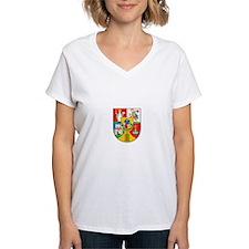 margareten Womens V-Neck T-Shirt