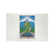 soviet112 Rectangle Magnet (100 pack)