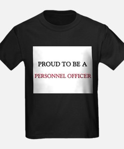 Proud to be a Personnel Officer T