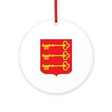 Avignon Ornaments