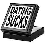 Dating Sucks Keepsake Box