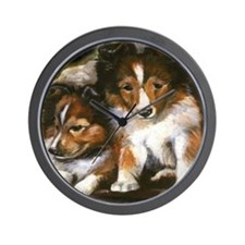 Rescue the Pets Wall Clock