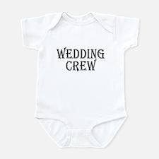 Wedding Crew Infant Bodysuit
