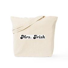Mrs. Irish Tote Bag