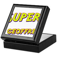 Super geoffrey Keepsake Box