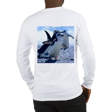 Cute Penguins Long Sleeve T-Shirt