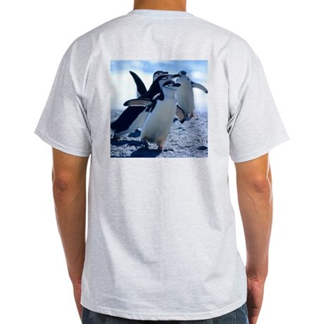 Cute Penguins Light T-Shirt