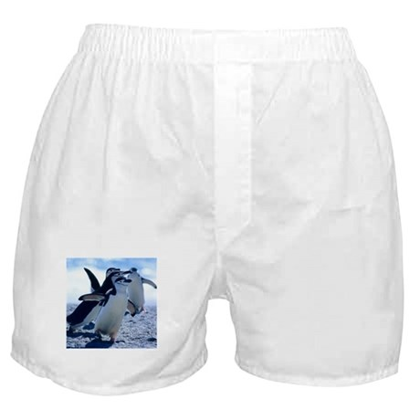 Cute Penguins Boxer Shorts