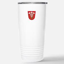 halle city Travel Mug