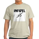 Infidel T-Shirt (English & Arabic)