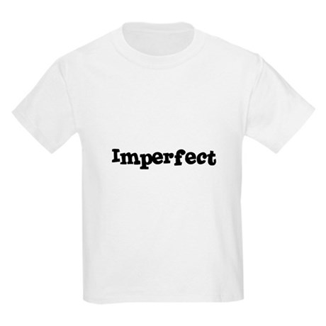 Imperfect Kids T-Shirt
