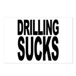 Drilling Sucks Postcards (Package of 8)