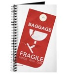 Fragile/handle with care Journal