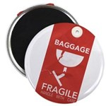 Fragile/handle with care Magnet
