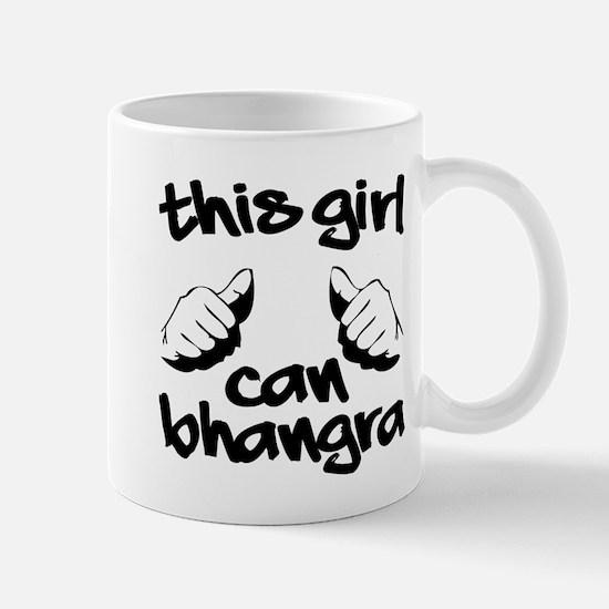 This Girl can Bhangra Mug