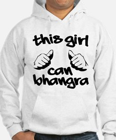 This Girl can Bhangra Hoodie