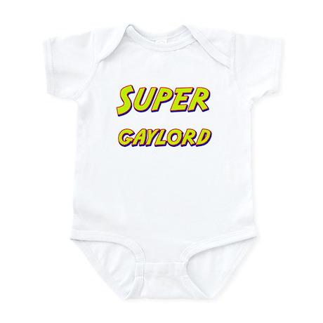 Super gaylord Infant Bodysuit